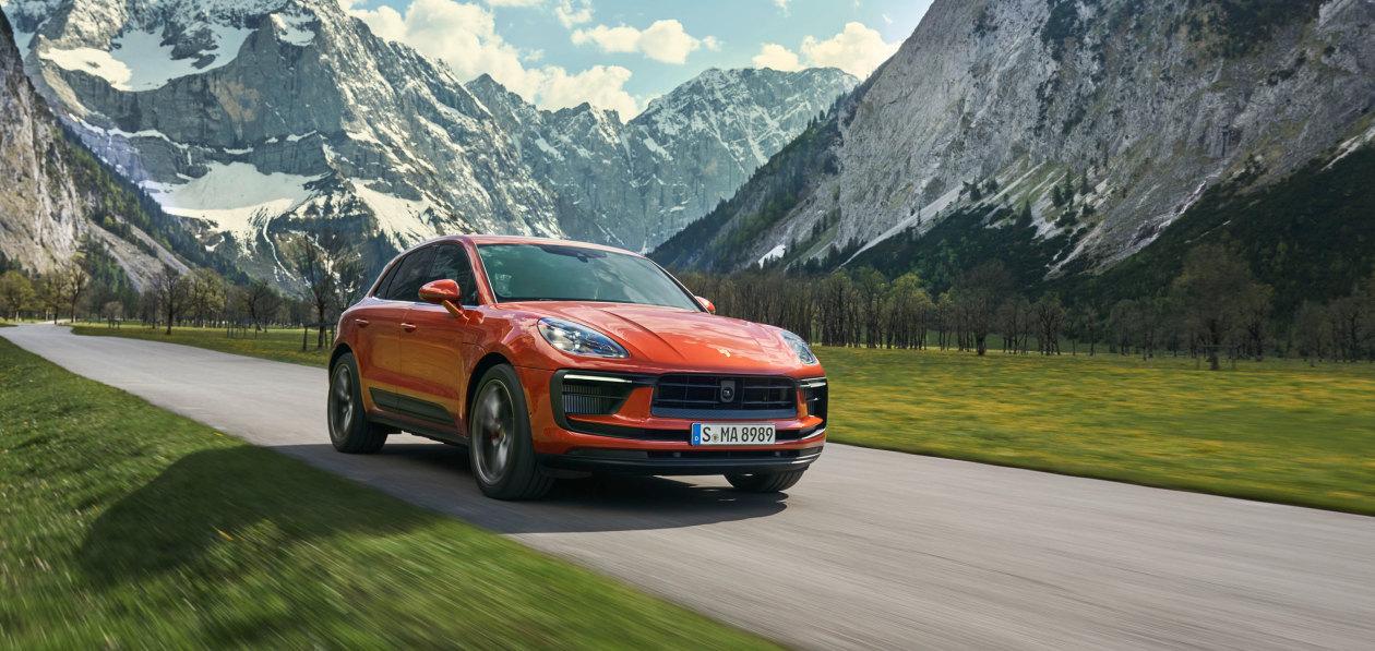 Обновленные Porsche Macan станут мощнее и дороже