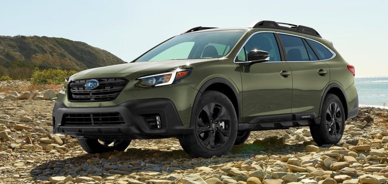 Subaru назвала дату российской премьеры нового Outback