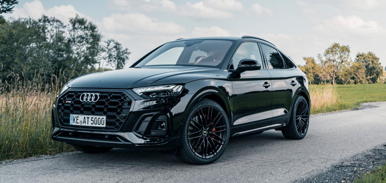 ABT добавил прыти обновленному Audi SQ5 TDI