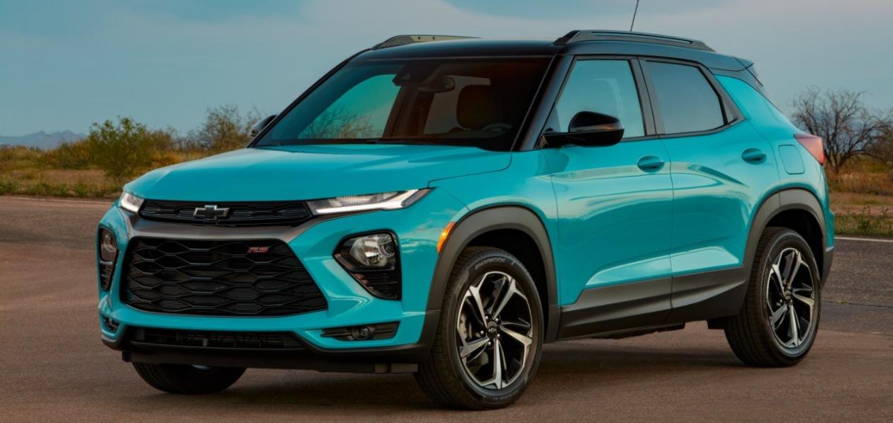 Стали известны подробности о комплектациях и ценах Chevrolet Trailblazer для России