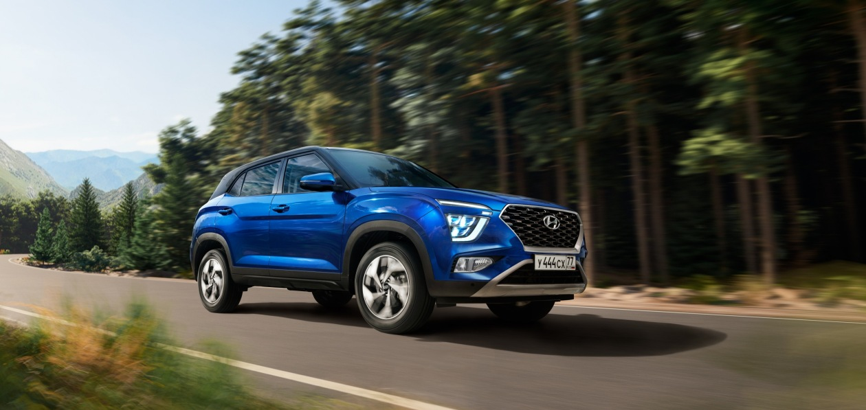 Hyundai представил топ-версию Creta