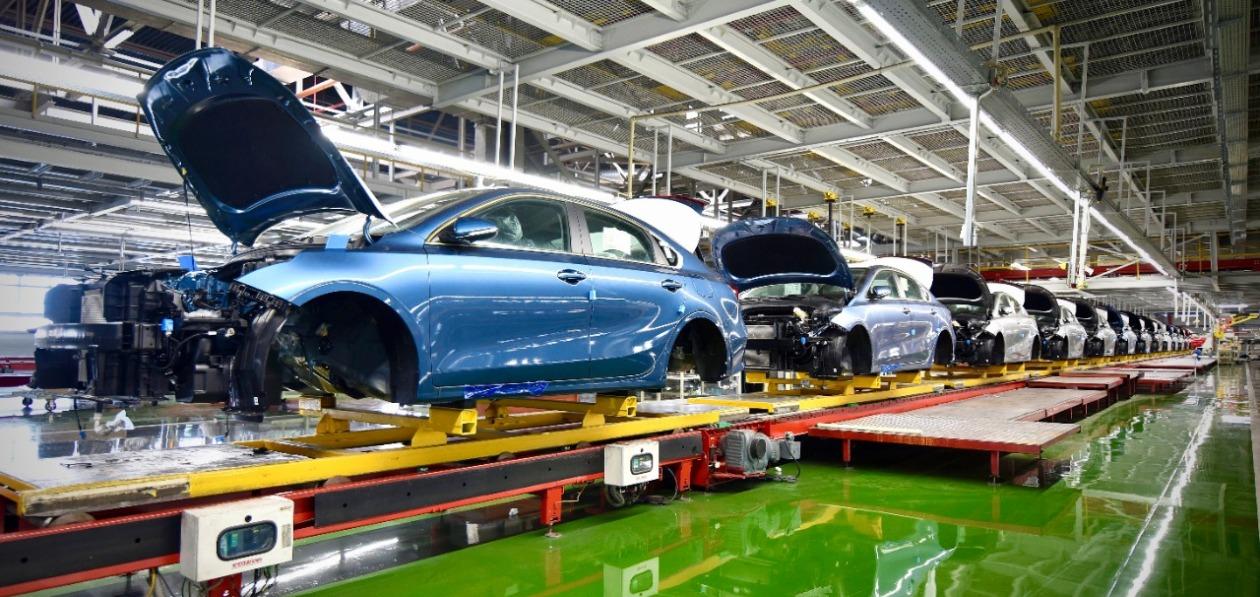 Рестайлинговый Kia Cerato начали выпускать в Калининграде