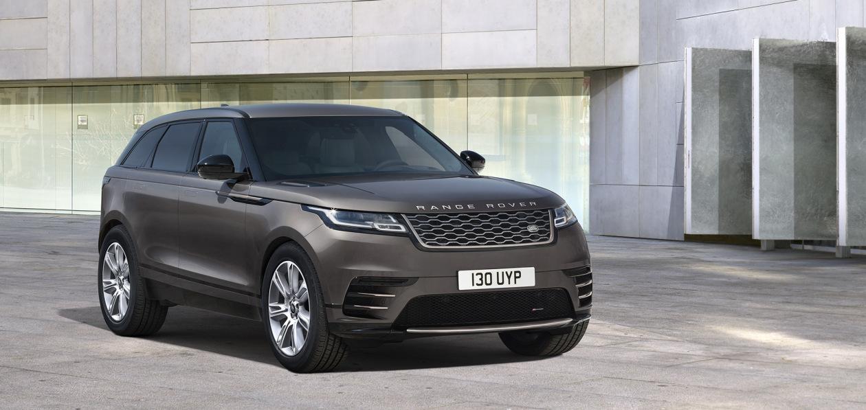 Range Rover раскрыл оснащение Velar 2022 модельного года