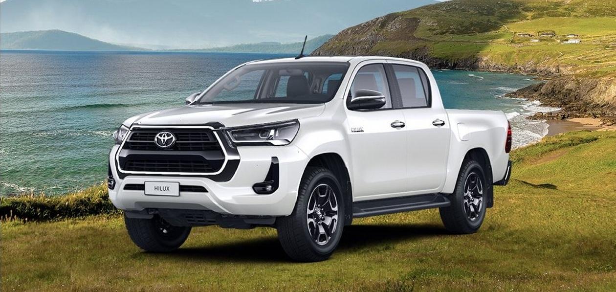 Toyota начала продавать новую версию пикапа Hilux