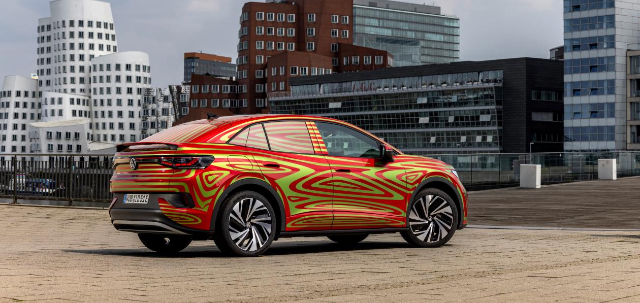Volkswagen покажет электрический купе-кроссовер ID.5 GTX