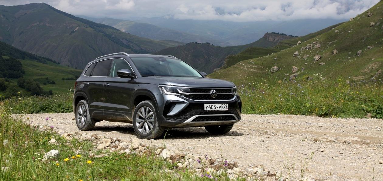 Тест-драйв нового Volkswagen Taos: второй из ларца?