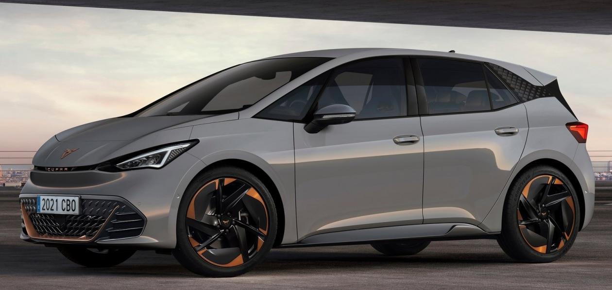 Первый электромобиль Cupra начал серийно выпускаться в Германии