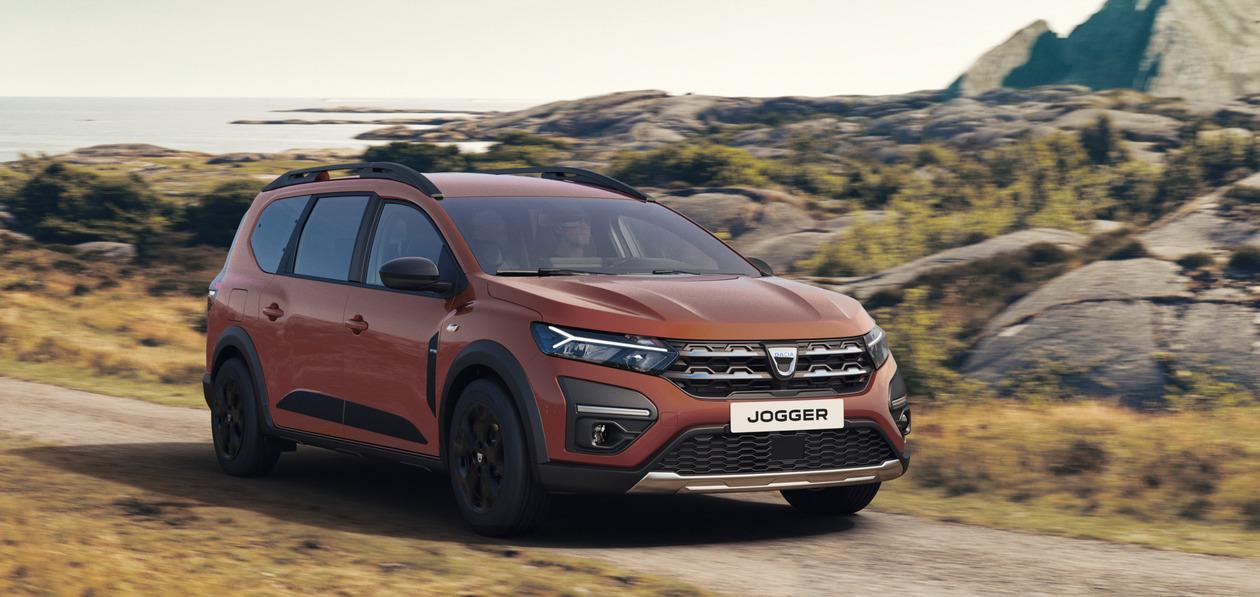 Dacia рассекретила семиместный универсал Jogger