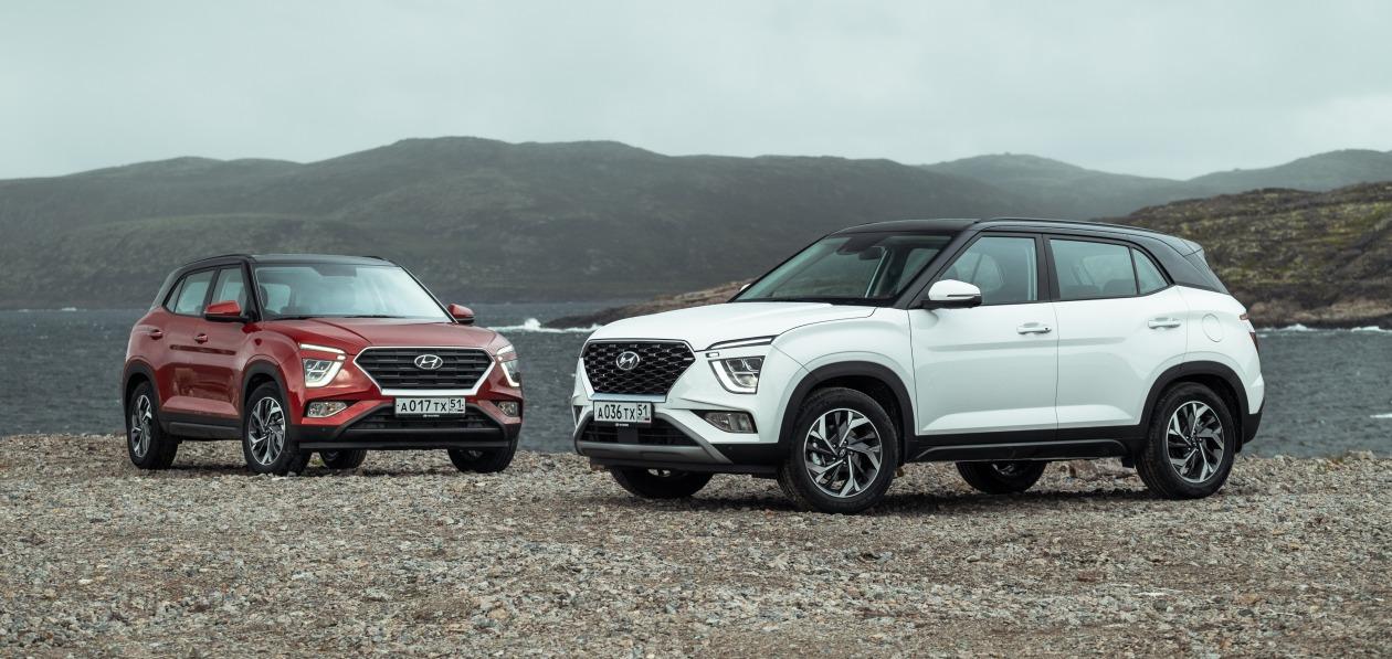 Тест-драйв новой Hyundai Creta: мал SUV, да дорог