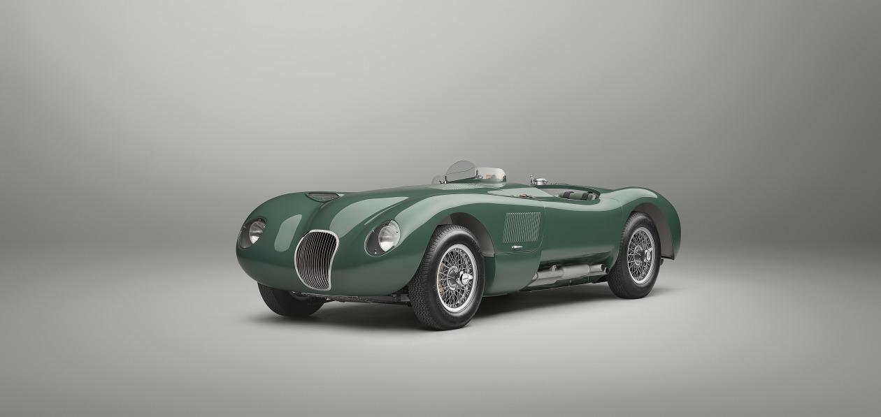 Jaguar возродит родстер C-Type 1953 года