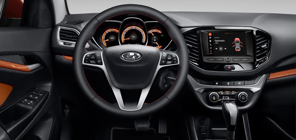 АвтоВАЗ начал продавать Lada Vesta с упрощенной мультимедиа