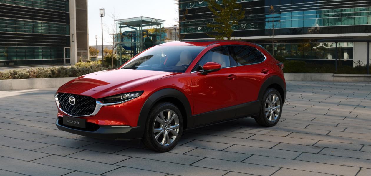 Mazda: решение о возвращении CX-30 в Россию будет принято не раньше 2022 года