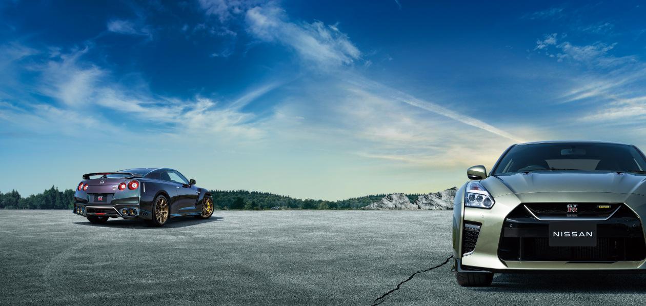 Nissan GT-R получил две новых эксклюзивных версии
