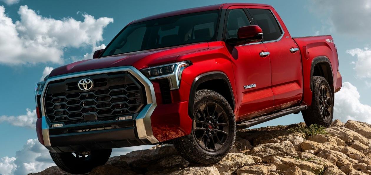 Toyota Tundra третьего поколения показали в США