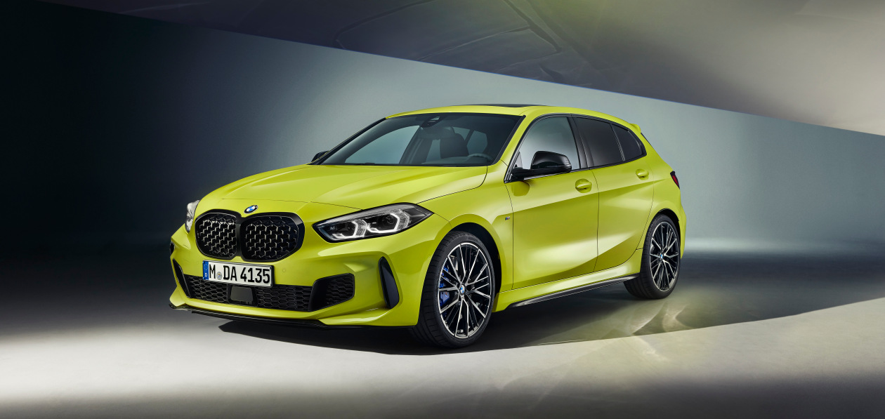 BMW улучшила управляемость заряженной «единички»