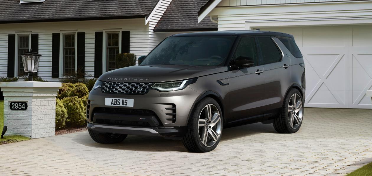 Land Rover представил новую топ-комплектацию для Discovery