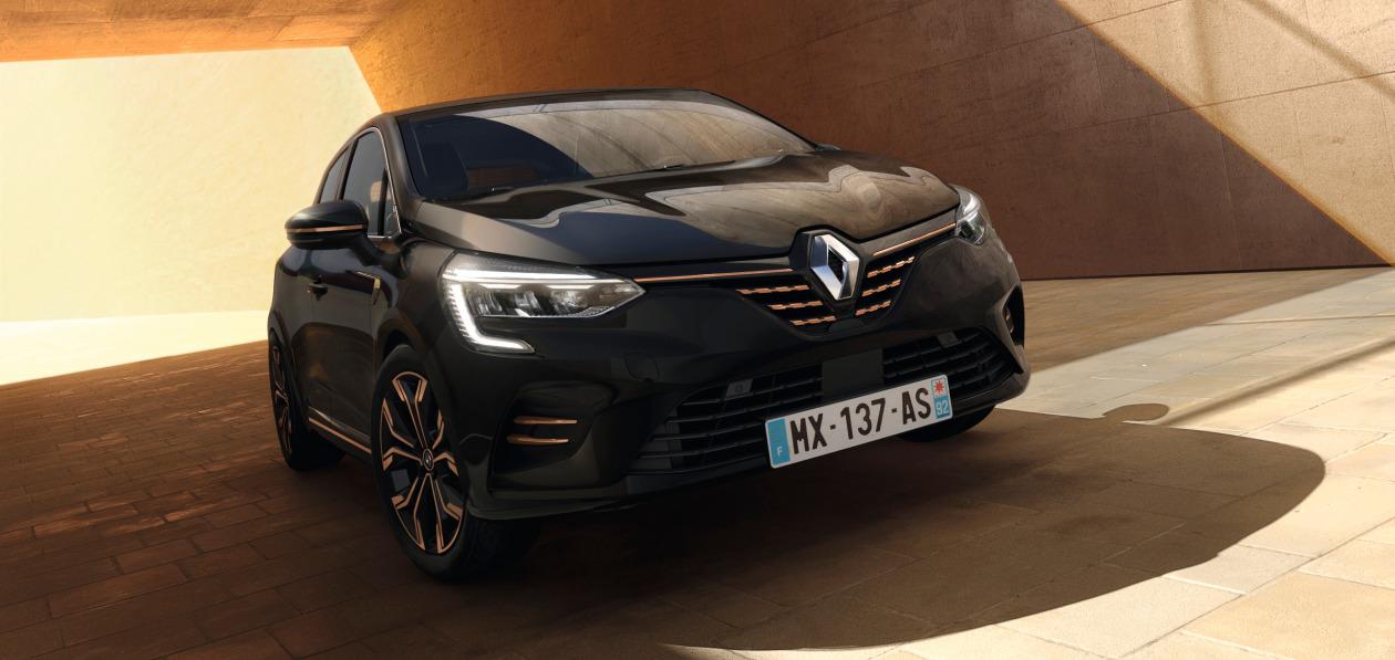 Renault облагородил Clio в новой спецверсии