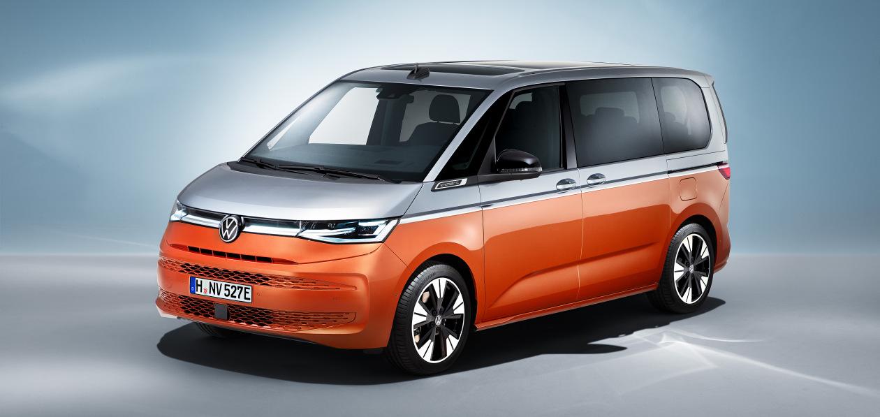 Volkswagen Multivan нового поколения начал серийно производиться в Ганновере