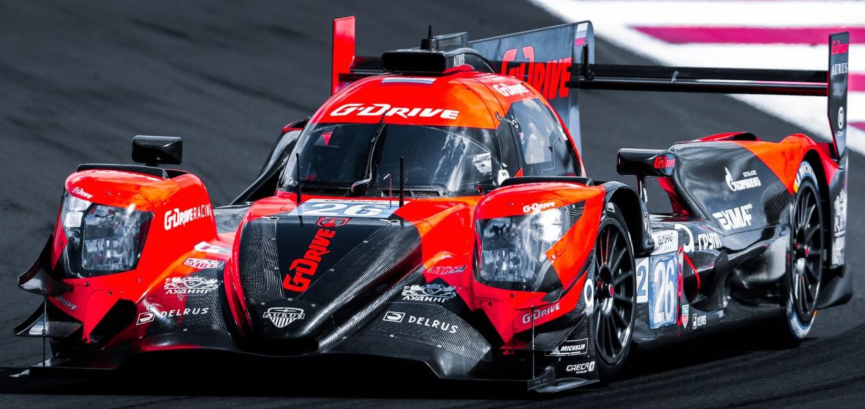 Пилоты G-Drive Racing взяли подиум в первой гонке года