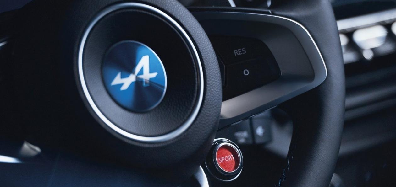 Заводская команда Renault в «Формуле-1» будет называться Alpine F1