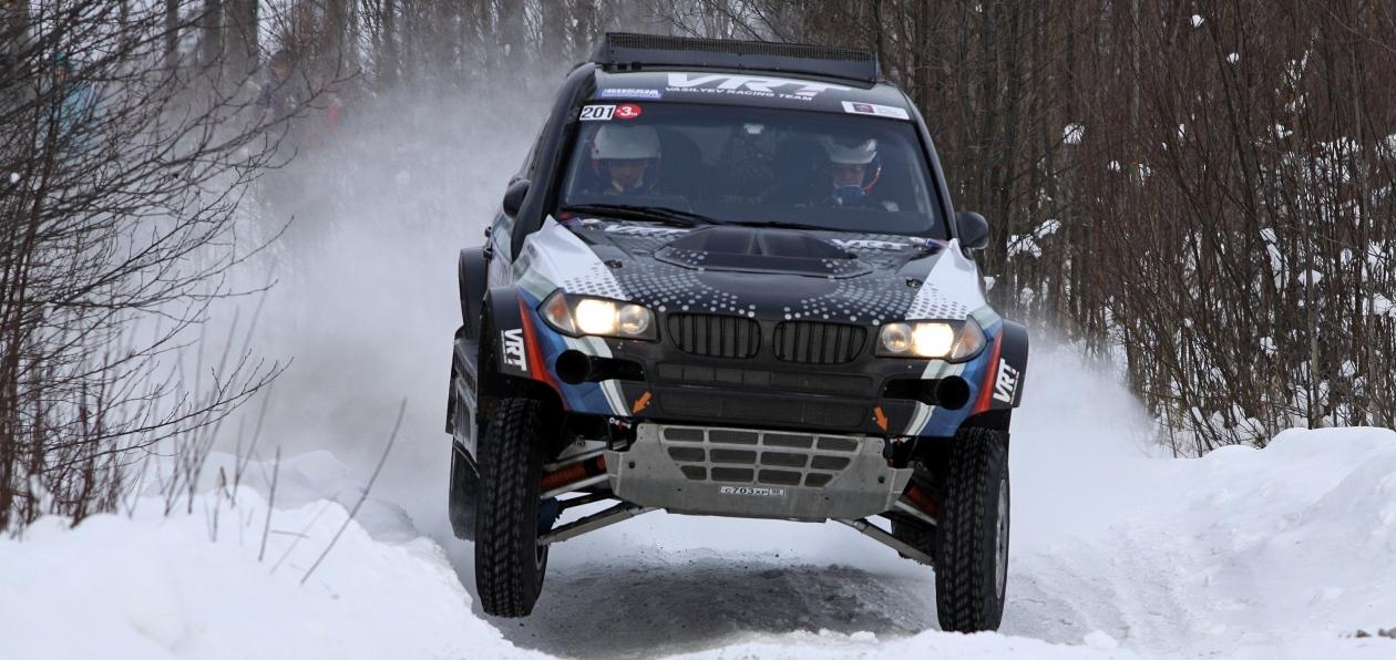 «Северный Лес 2021»: русская зима и вторая подряд победа Васильева