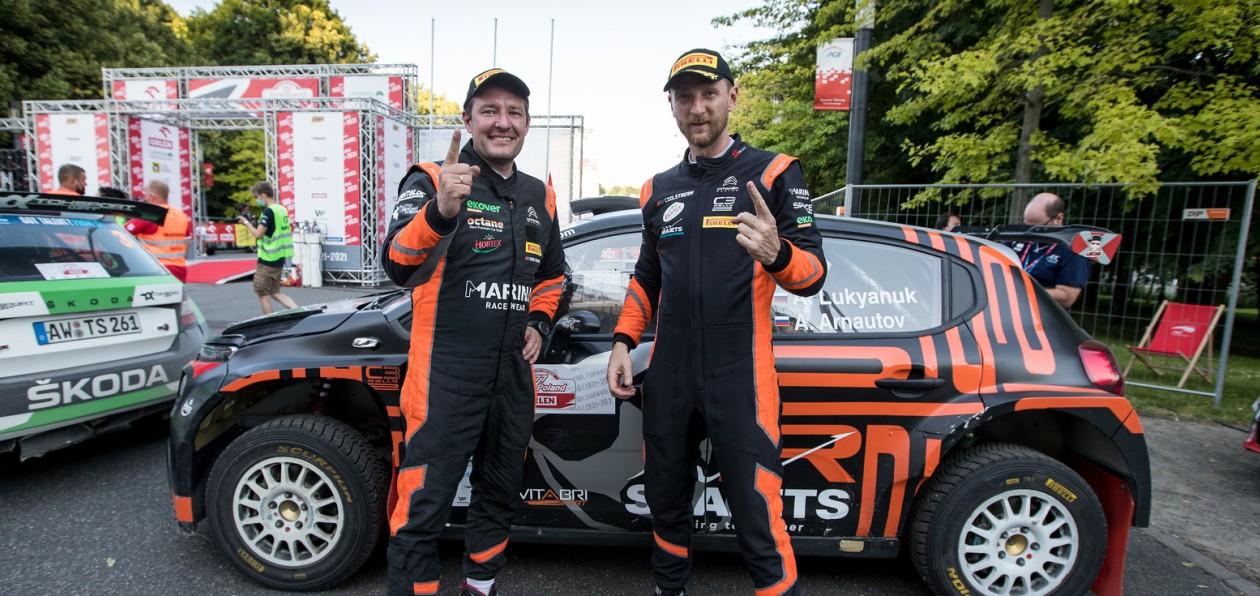 Лукьянюк и Арнаутов победили в Польше