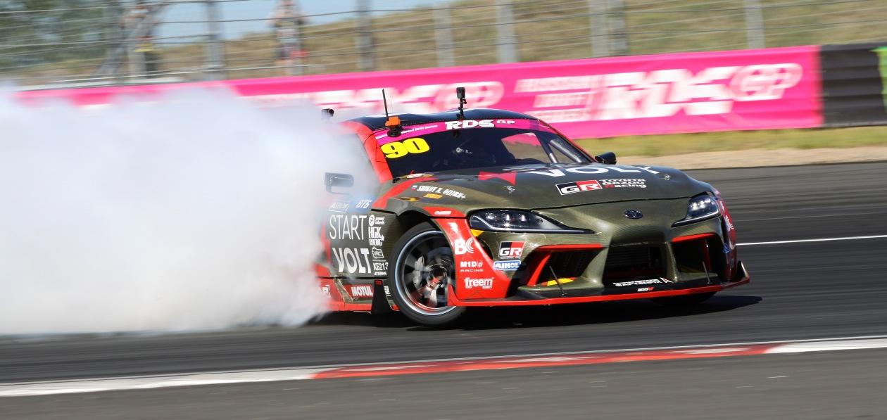 В Carville Racing рассказали о перипетиях третьего этапа RDS GP 2021