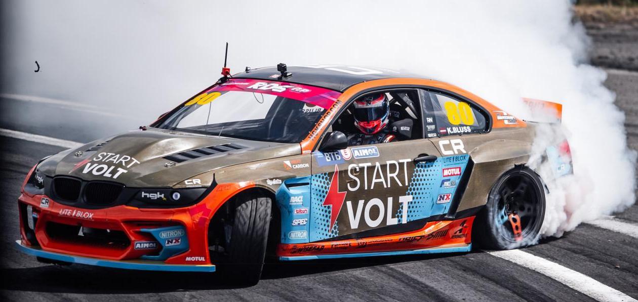 В Carville Racing подвели итоги четвертого этапа RDS GP