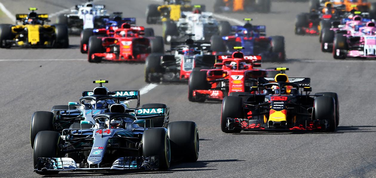 Этап «Формулы-1» в Японии отменен из-за карантина