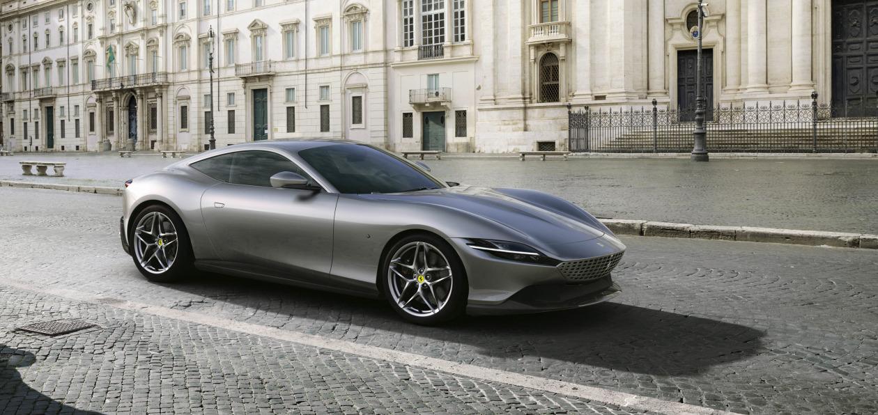 Ferrari приостановила производство автомобилей из-за коронавируса