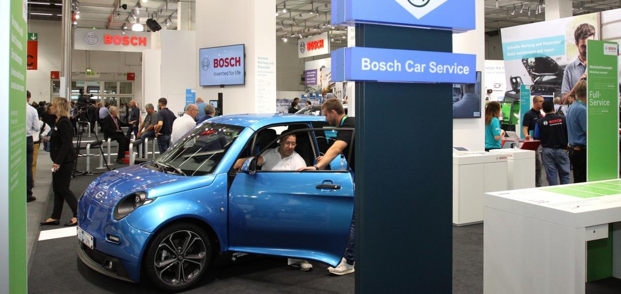 Bosch готовится к значительному спаду мирового автопроизводства