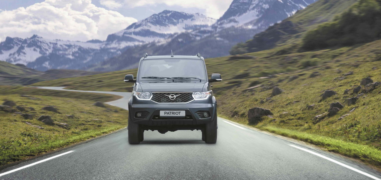 Автомобили УАЗ можно купить онлайн