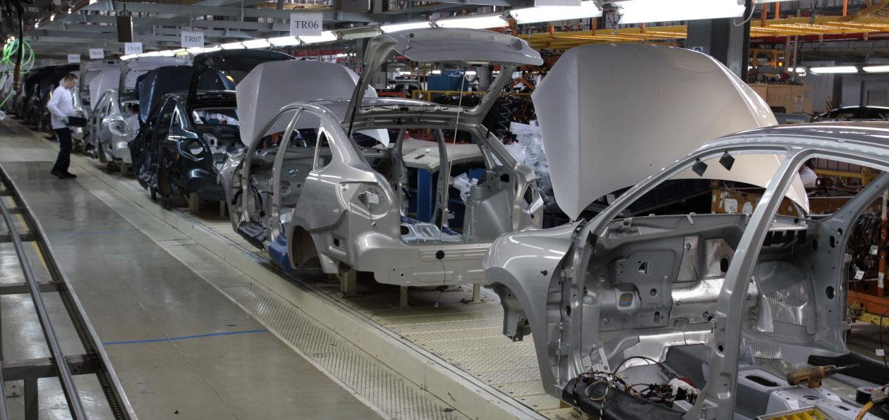 На поддержку автопрома направят 25 млрд рублей