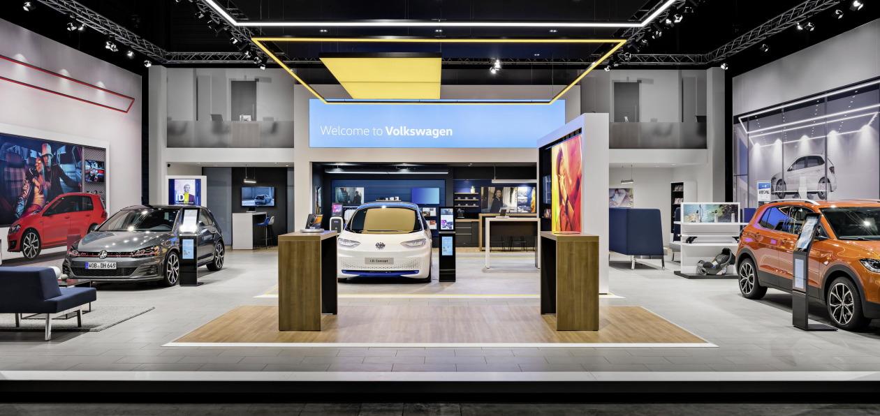 Пандемия обрушила европейские продажи новых автомобилей