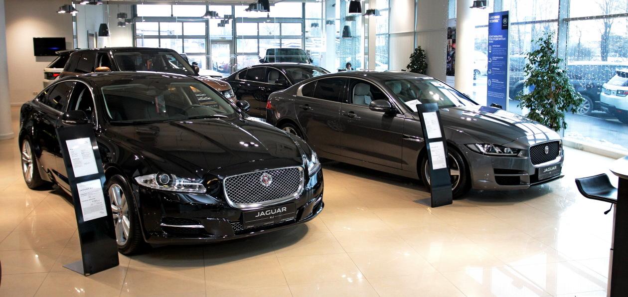 Российские дилеры Jaguar Land Rover начинают работать в обычном режиме
