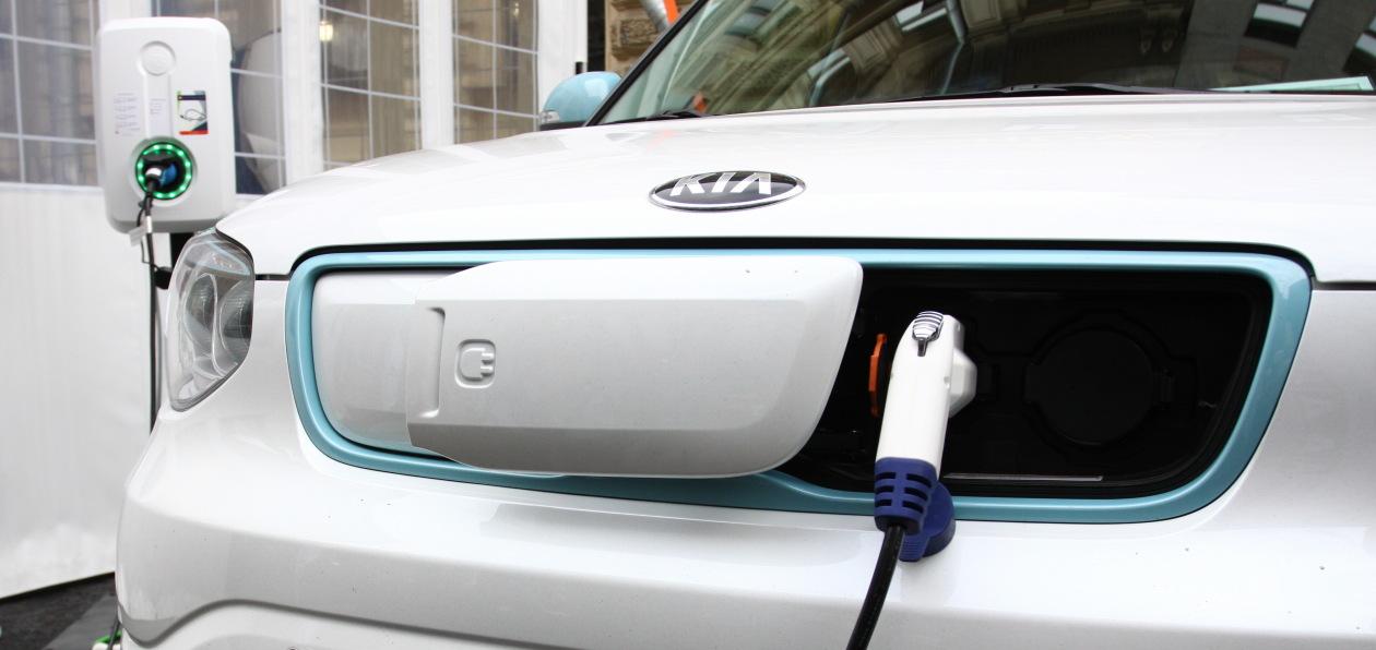 Kia планирует наращивать продажи электромобилей