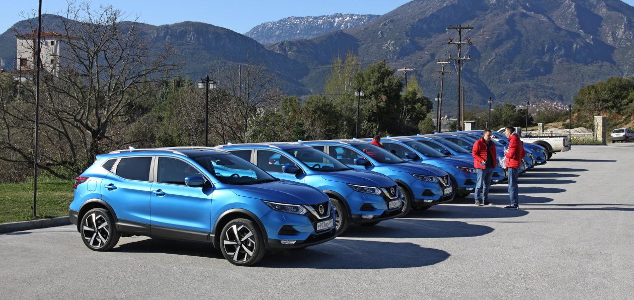 Nissan не станет сокращать свое присутствие в Европе