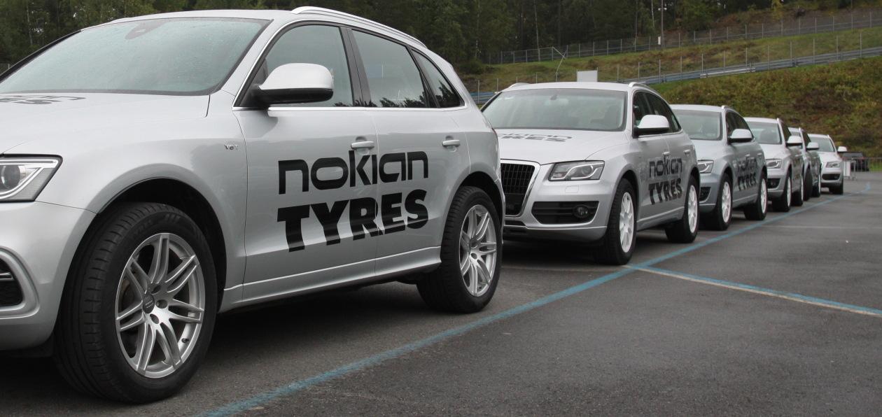 В Nokian Tyres сменился президент и CEO