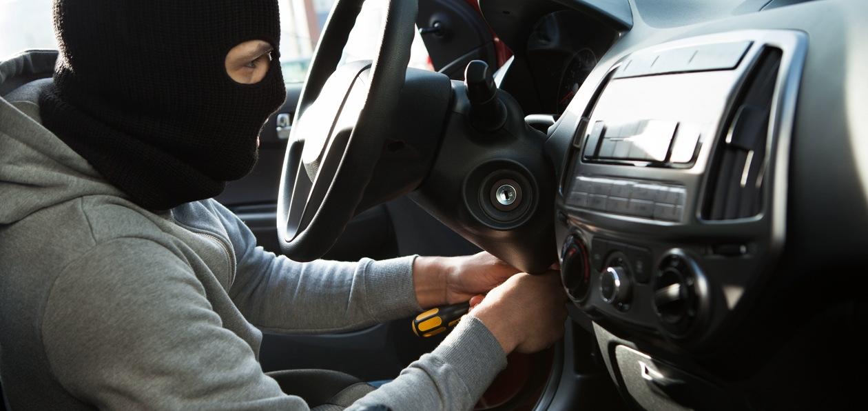 В России на фоне карантинных ограничений резко снизилось количество угонов автомобилей