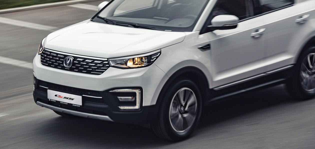 Автомобили Changan доступны в кредит на выгодных условиях