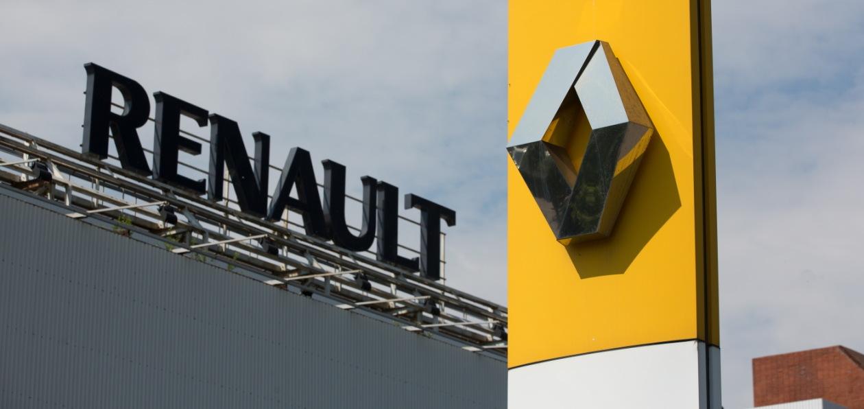 Renault отмечает 15-летие своего московского завода