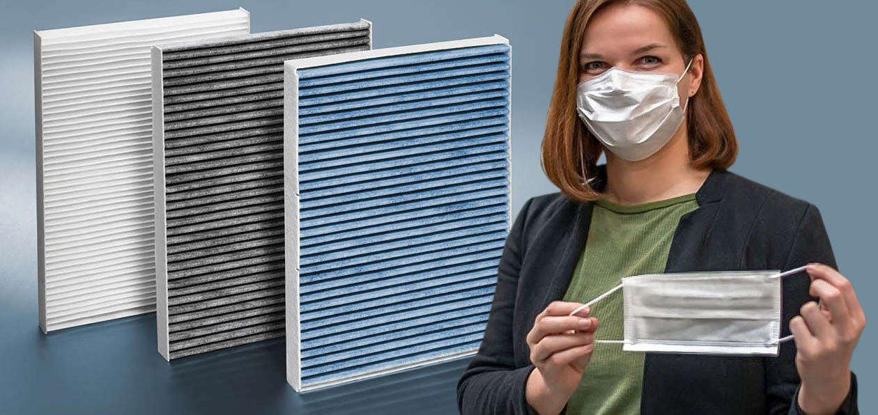 Bosch, Mahle и Sogefi Group о пандемии, последствиях кризиса и производстве защитных салонных фильтров