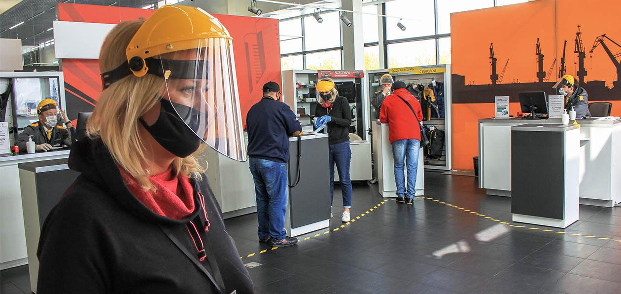 Петровский автоцентр Renault: изучаем работу дилера во время карантина