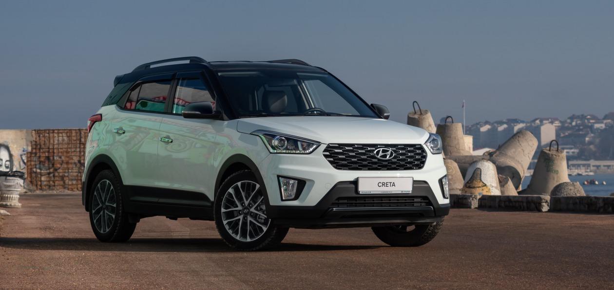 Hyundai подвел итоги полугодия в России