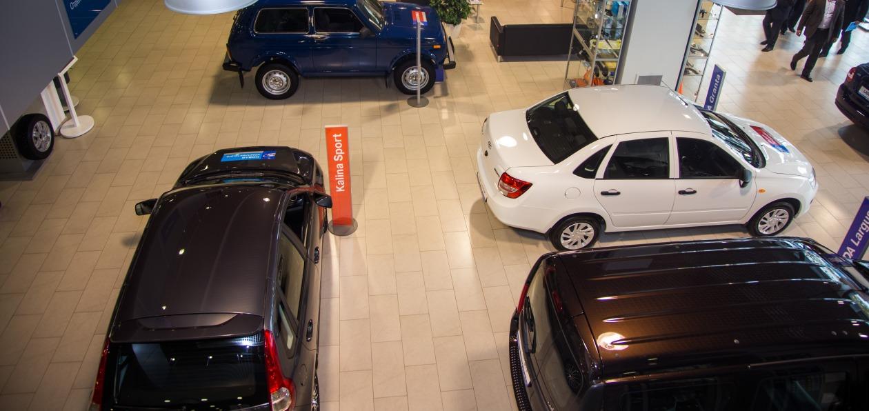 В России выросла средневзвешенная цена нового автомобиля