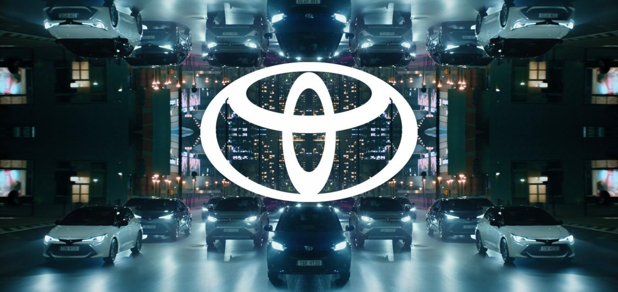 Toyota представила «рестайлинговый» логотип