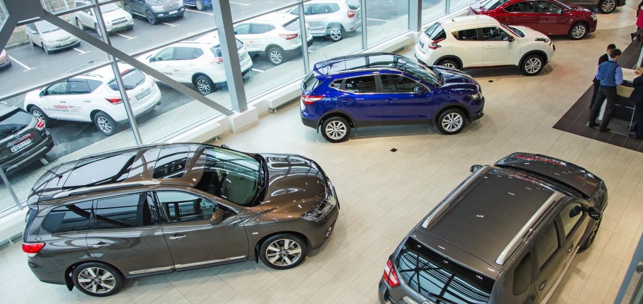 В июле в России выросли продажи новых автомобилей
