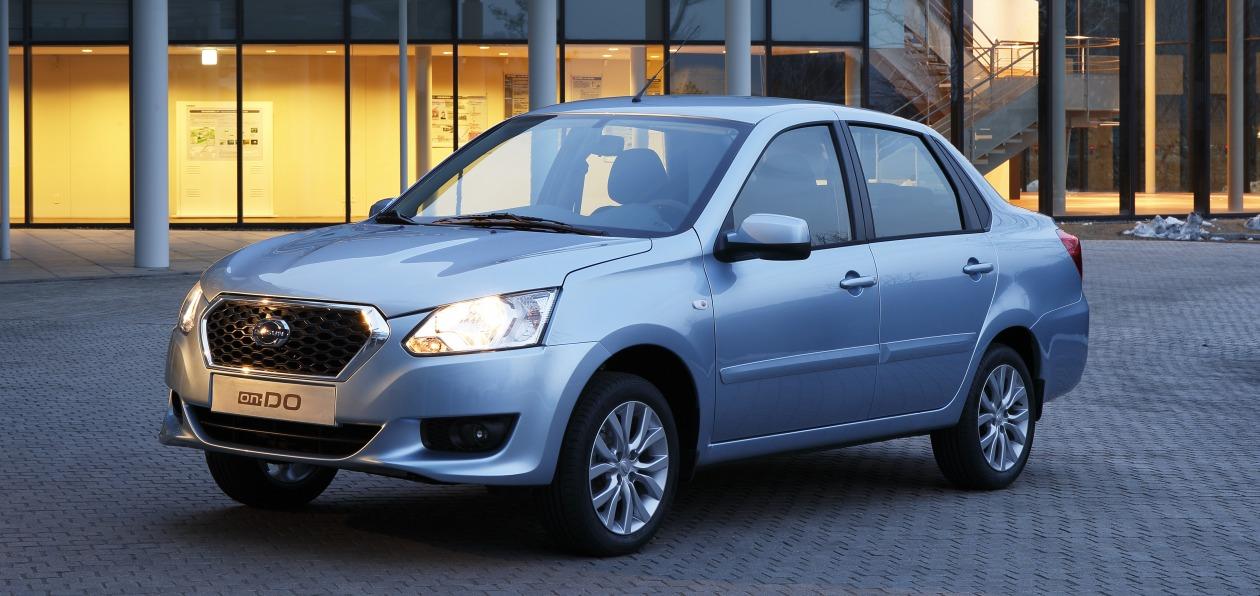 В России массово отзывают модели Datsun