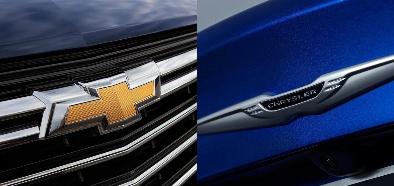 GM снова обвиняет FCA в рэкете