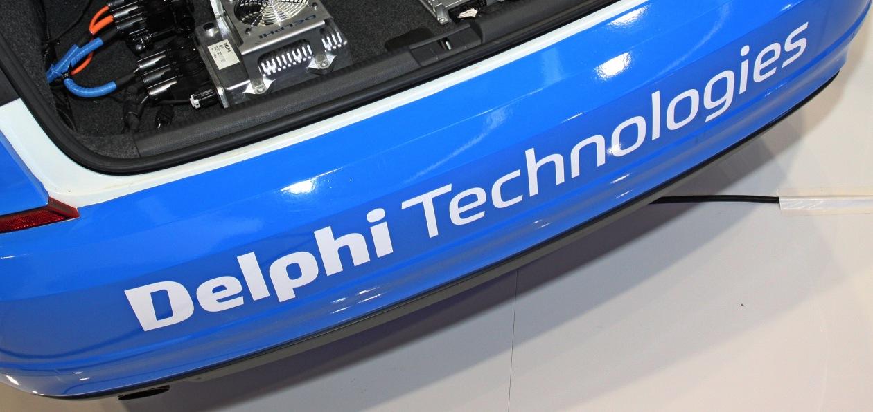 Во Владивостоке вновь задержана партия контрафактных запчастей Delphi Technologies